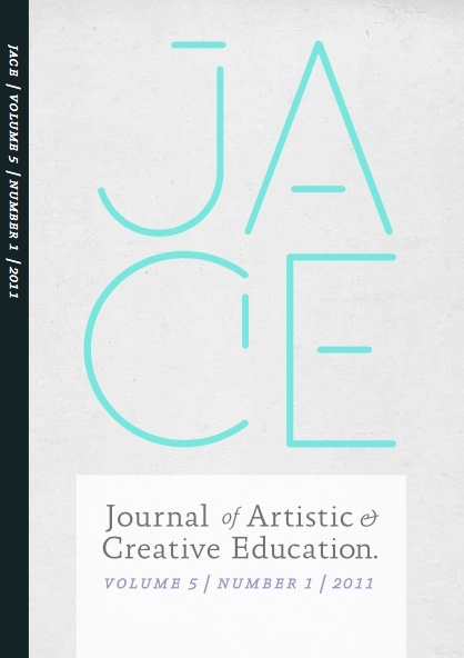 View Vol. 5 No. 1 (2011): Artistry and the Personal in Education